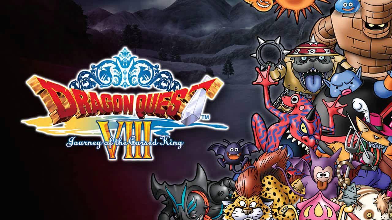 Video confronto tra le versioni 3DS e PS2 di Dragon Quest VIII