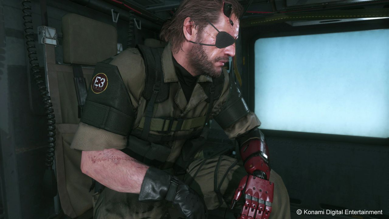 Video off-screen e tante nuove informazioni di Metal Gear Solid 5 The Phantom Pain