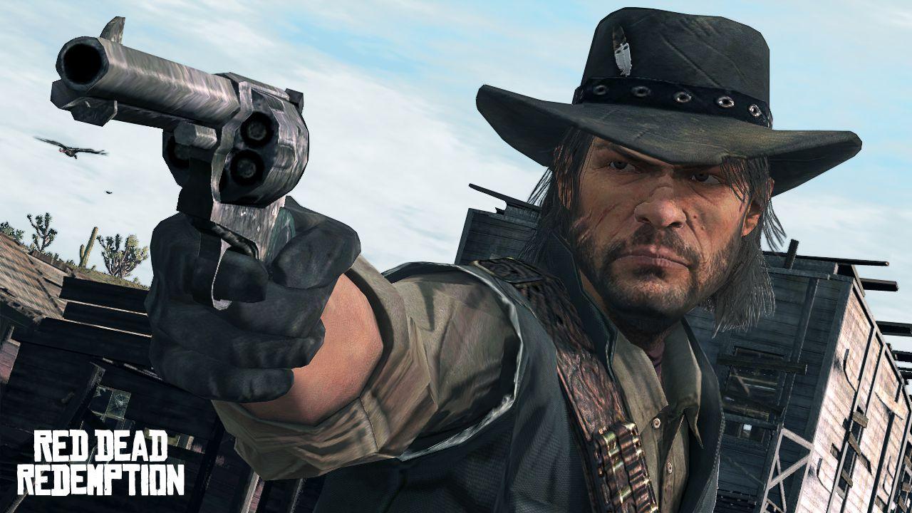 Video tributo a Red Dead Redemption realizzato con il Rockstar Editor di GTA V