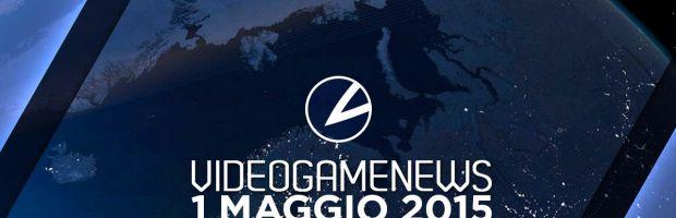 Videogame News: l'edizione del 1 Maggio è online - Notizia