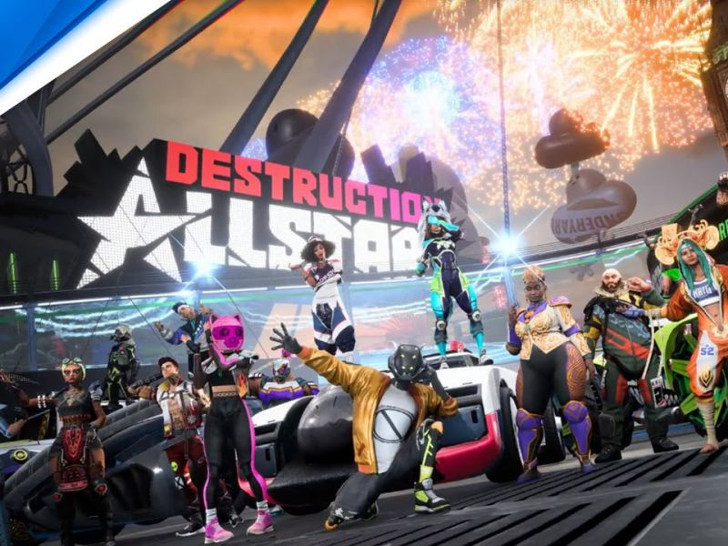 New video games: Destruction All-Stars arrive for PS5 and Nioh Collection