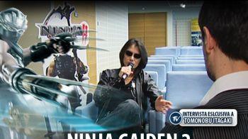 Videorecensione di Ninja Gaiden II online stanotte alle 0.00