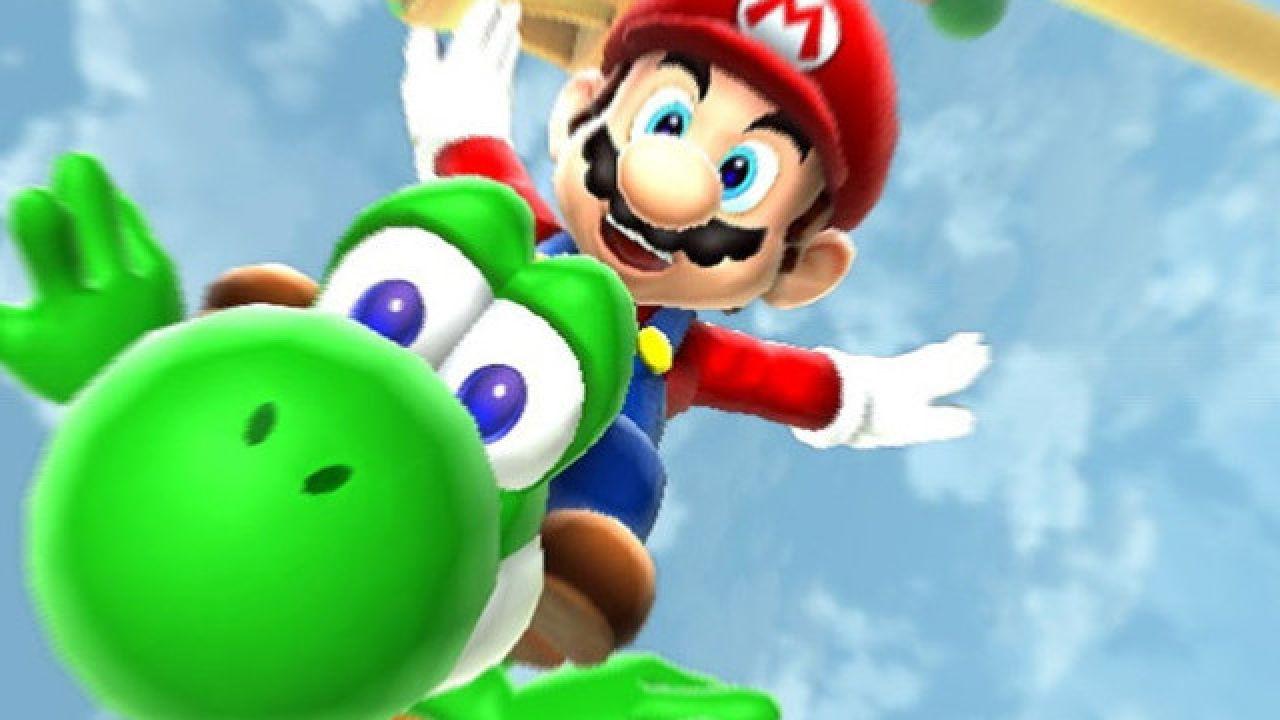 Vieni a scoprire Super Mario Galaxy 2 nel nuovo sito ufficiale