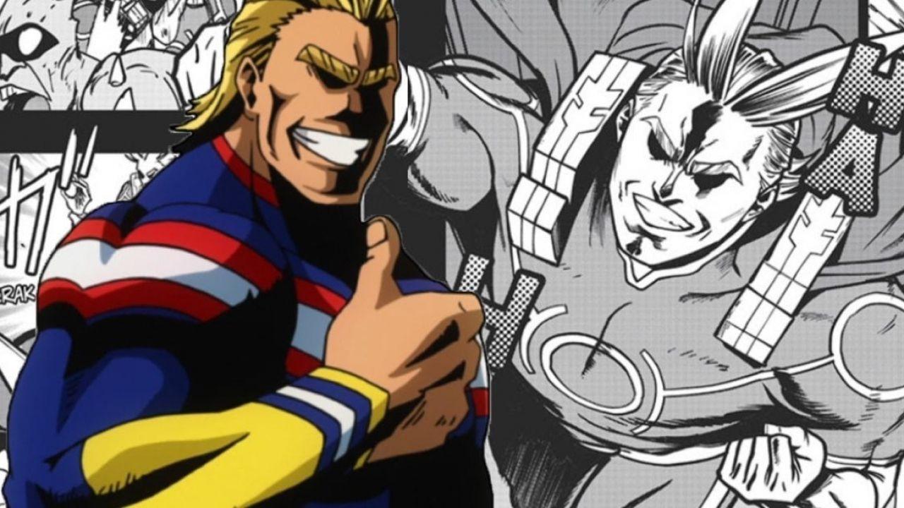 Vigilante My Hero Academia: il capitolo 93 mostra la reale forza di All Might