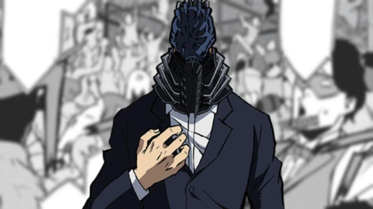 Vigilante My Hero Academia: il minaccioso debutto di All For One
