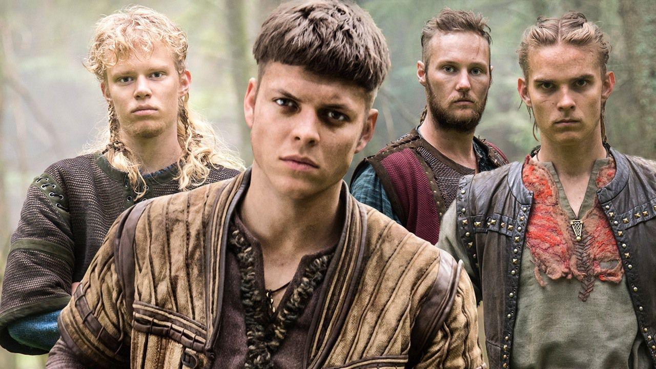 Vikings 6, la fine di tutti i figli di Ragnar: il destino di Bjorn, Ivar, Hvitserk e Ubbe