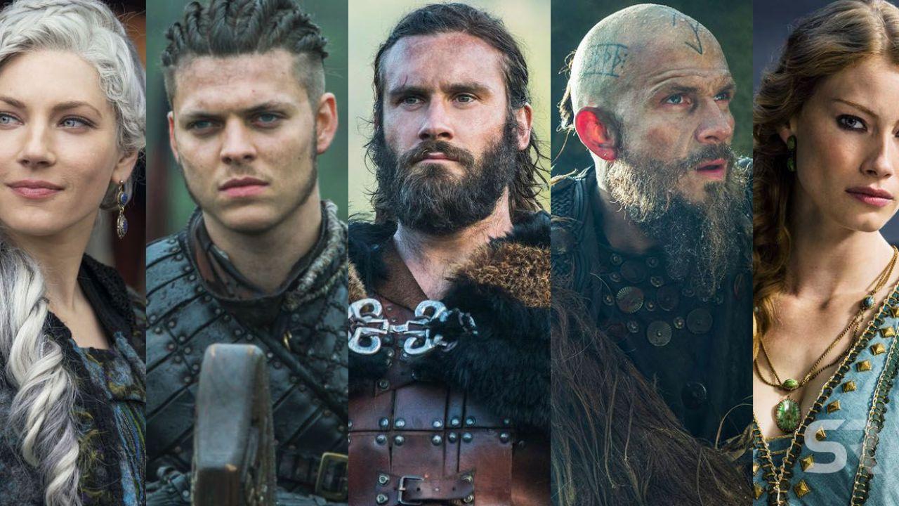 Vikings: 9 serie da guardare in attesa della sesta stagione