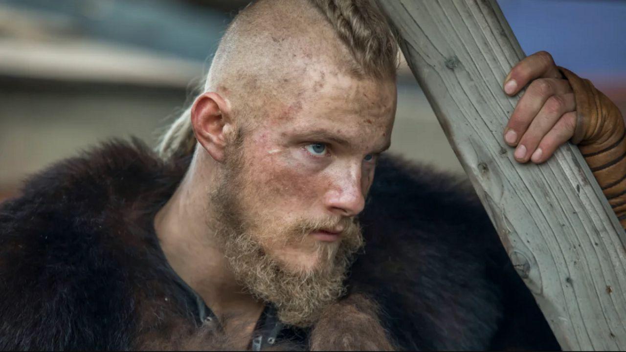 Vikings, nozze a sorpresa per Alexander Ludwig: l'unico testimone è il suo cane