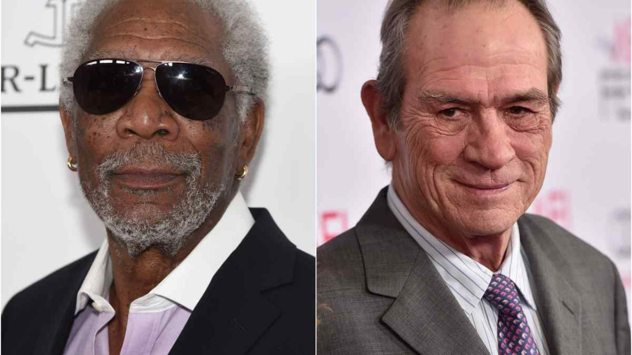 Villa Capri: Morgan Freeman e Tommy Lee Jones nel cast dell'action comedy