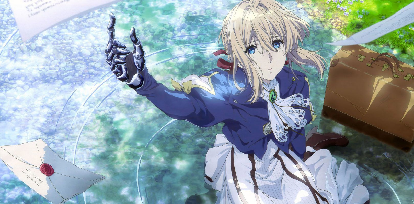 ▷ Violet Evergarden: The Movie, new trailer for the film due out in September 〜 Anime Sweet 💕