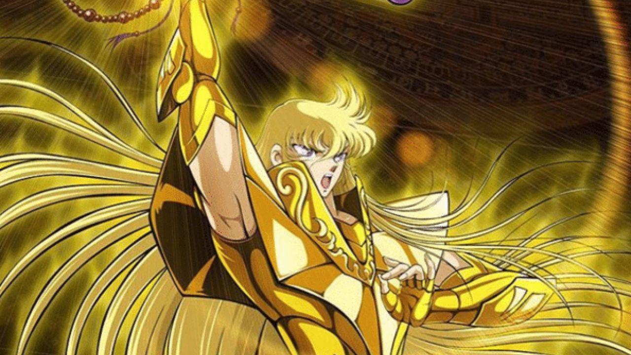 Virgo de I Cavalieri dello Zodiaco risplende nel nuovo cosplay di Yara Lys