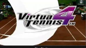 Virtua Tennis World Tour Edition: l'uso delle fotocamere di PS Vita
