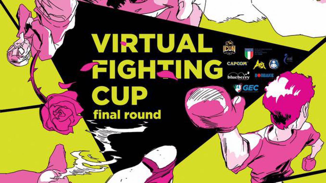 Virtual Fighting Cup 2015: la finale a Roma il 12 dicembre