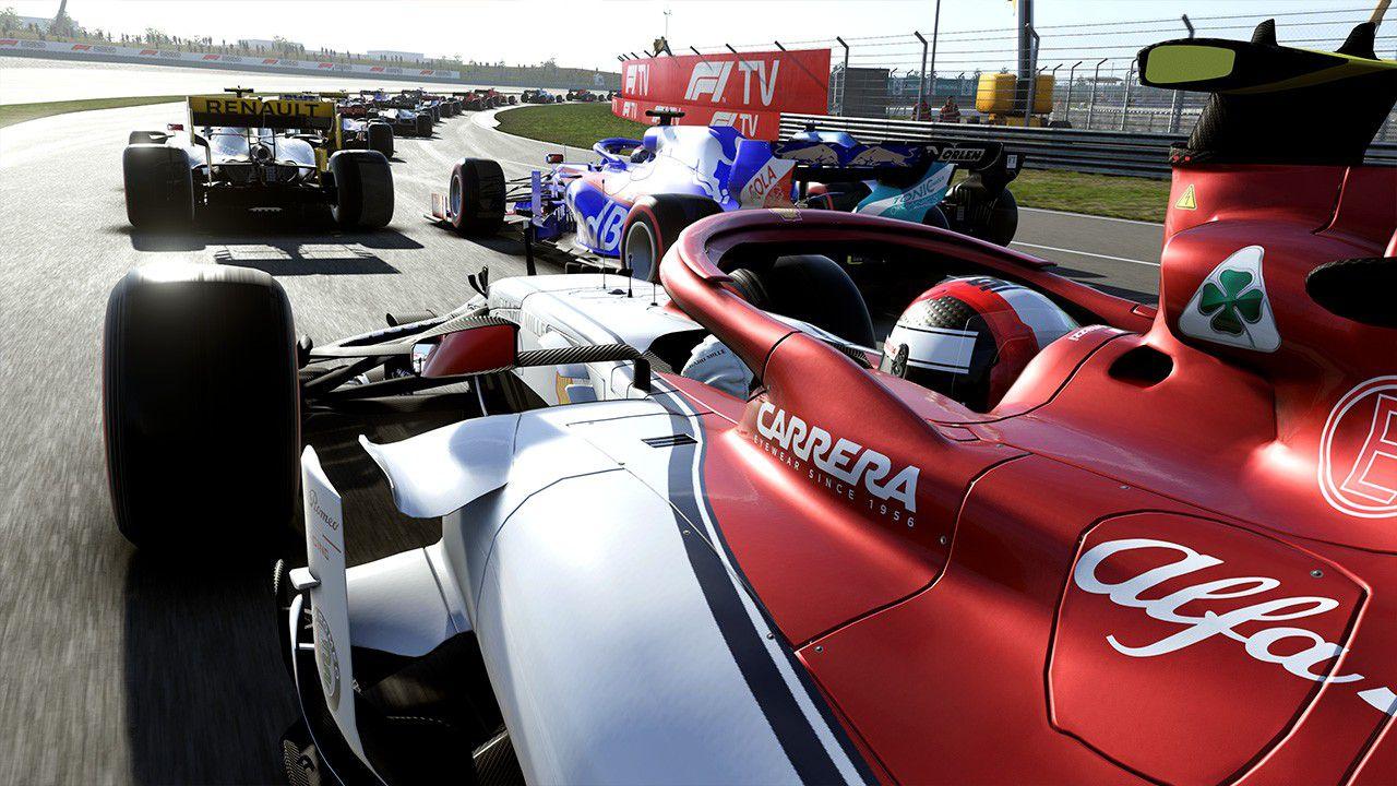Virtual GP di F1 in Cina: Charles Leclerc trionfa ancora