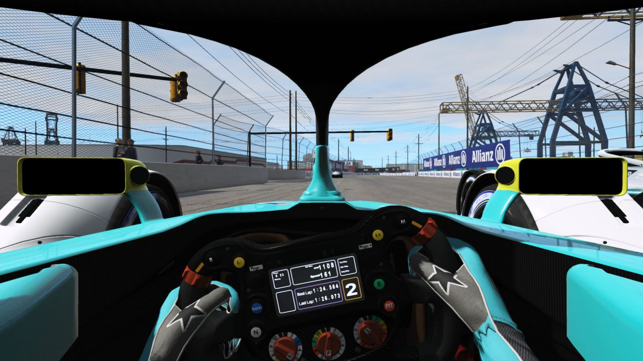 Virtual GP di Formula E: Maximilian Gunther vince la seconda gara di campionato