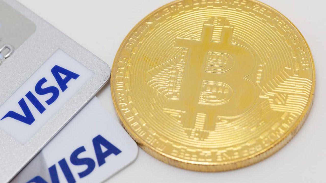 Visa consentirà ufficialmente i pagamenti in criptovaluta nel suo circuito