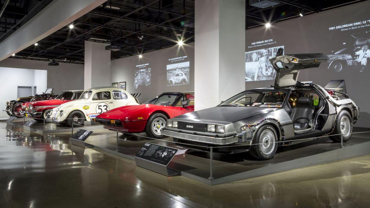Visitate il Peterson Automotive Museum dal vostro PC: live streaming contro il Coronavirus