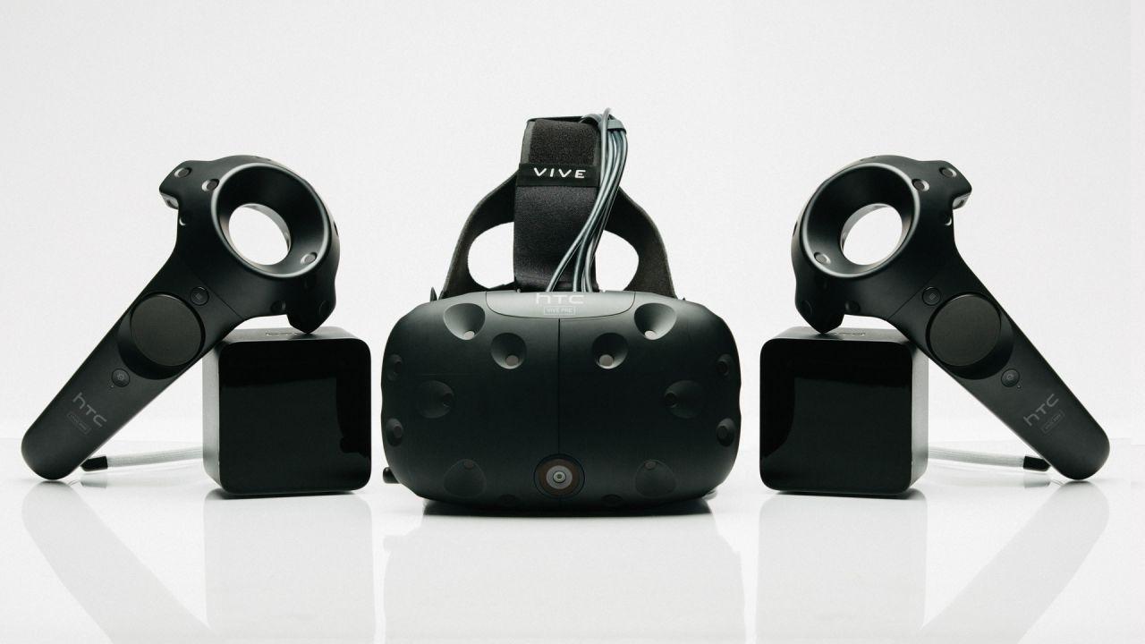 Vive VR: il visore non sarà commercializzato con il marchio HTC?