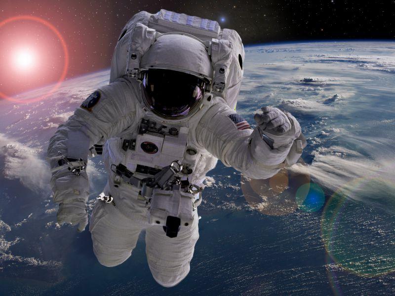 Vivere nello spazio lascia impronta microbica sugli astronauti e sull'ambiente circostante
