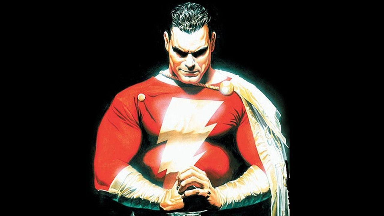 Voci non confermate sull'influenza di Flashpoint su Shazam!