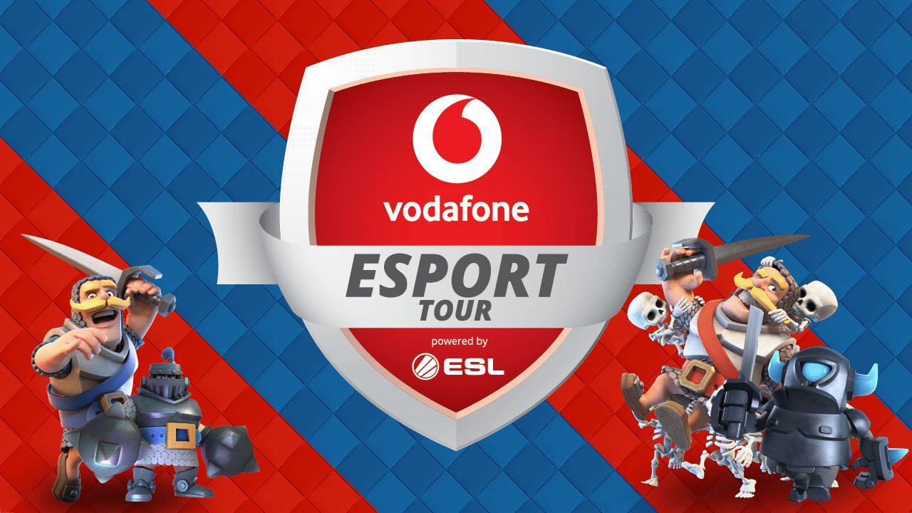 Vodafone Centro Campania.Vodafone Esport Tour Powered By Esl Oggi E Domani Al Centro