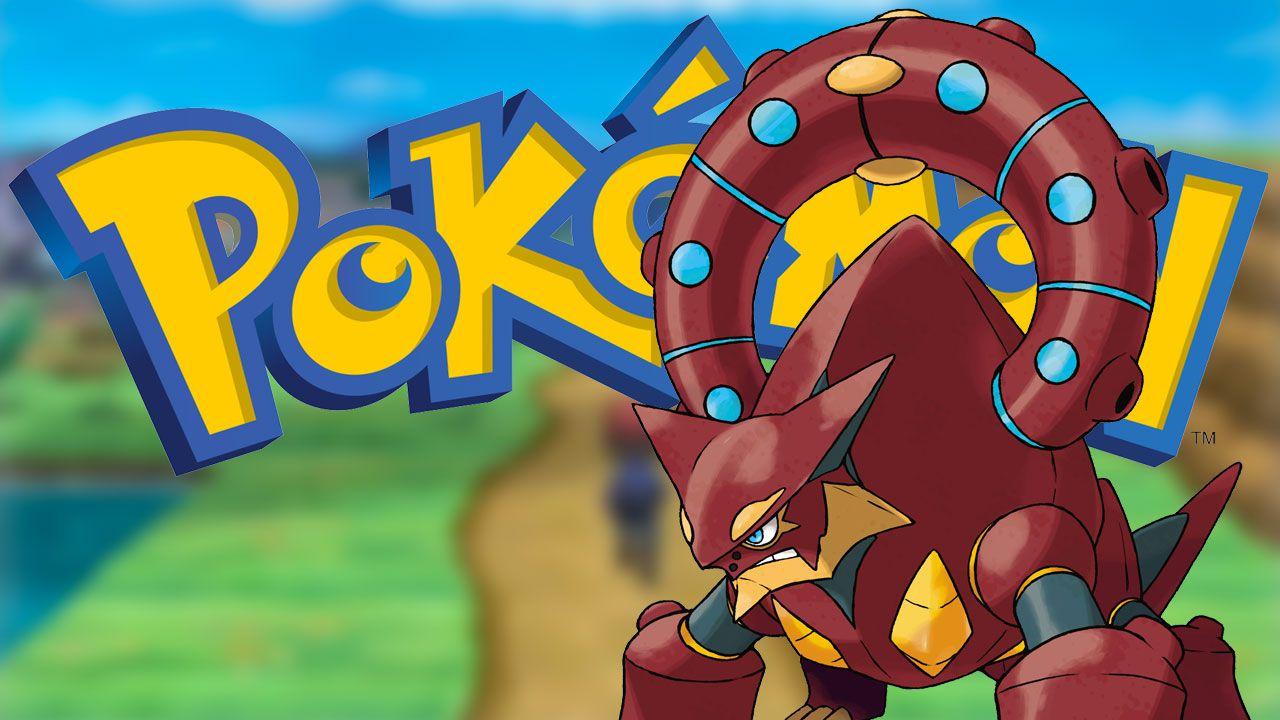Volcanion, il Pokemon leggendario sarà distribuito in autunno