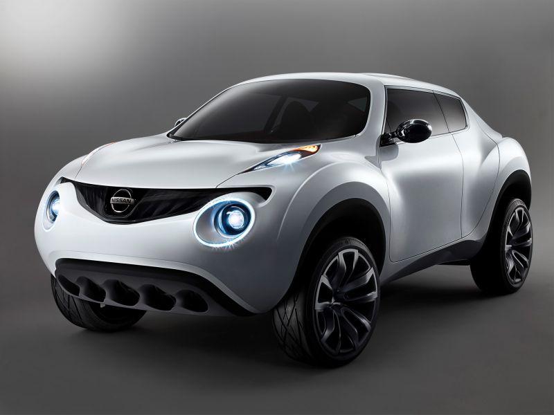 Volete conoscere le origini della Nissan Juke? Ecco a voi il Qazana Concept
