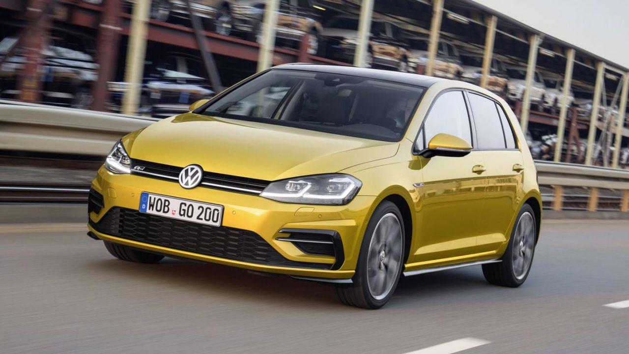Volkswagen Golf: svelato il sistema mild hybrid della nuova generazione