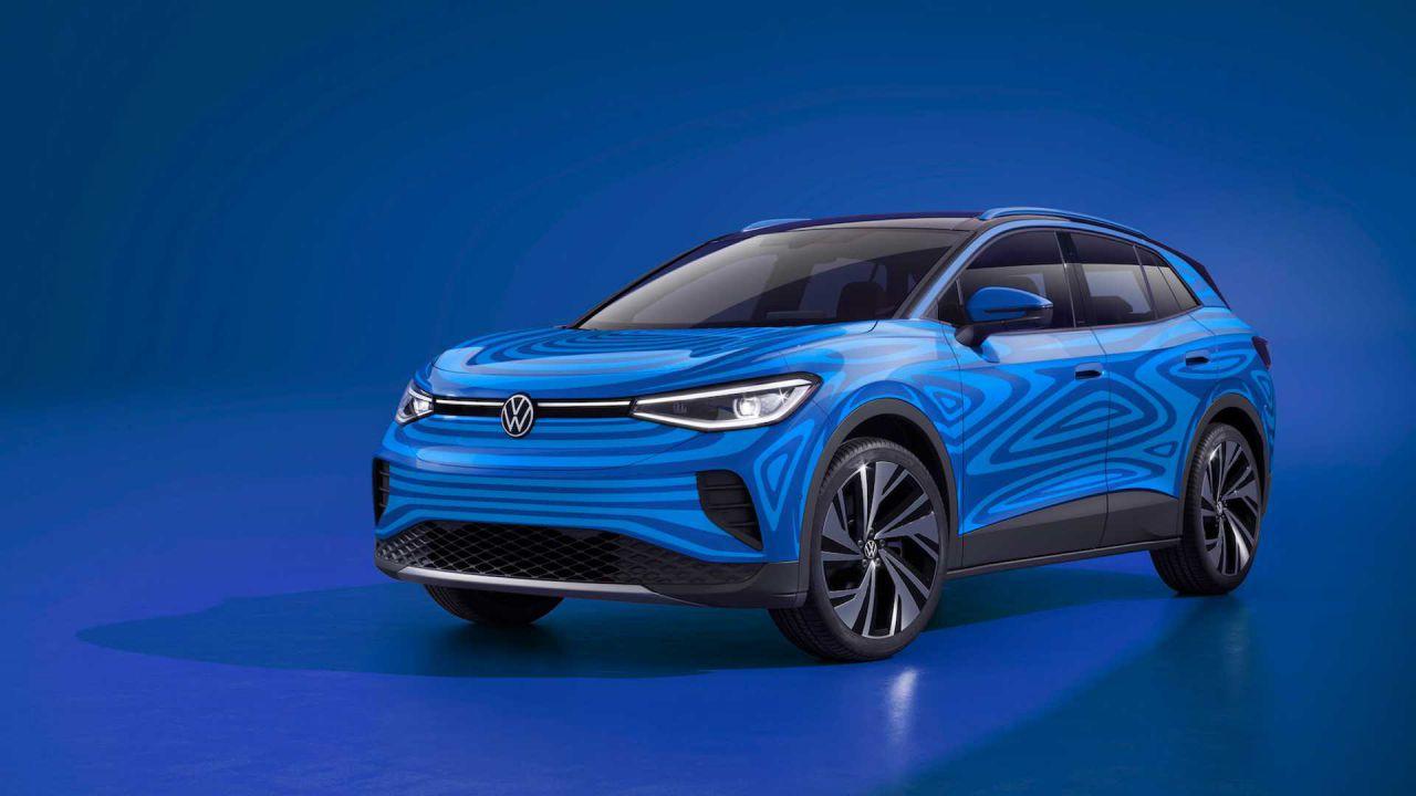 Volkswagen ID.4: è ufficialmente partita la produzione del SUV elettrico