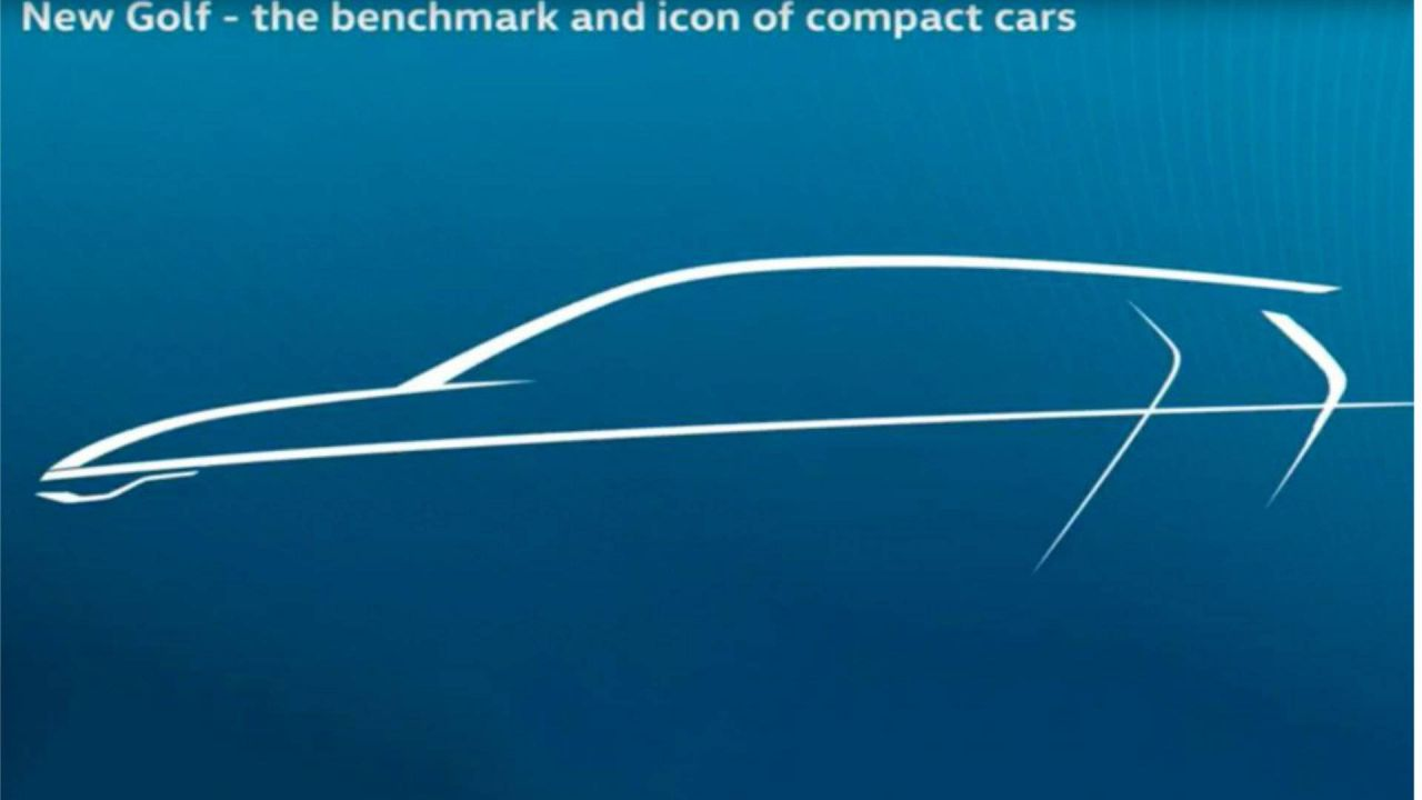 Volkswagen ritarda l'uscita della nuova Golf per perfezionare il software