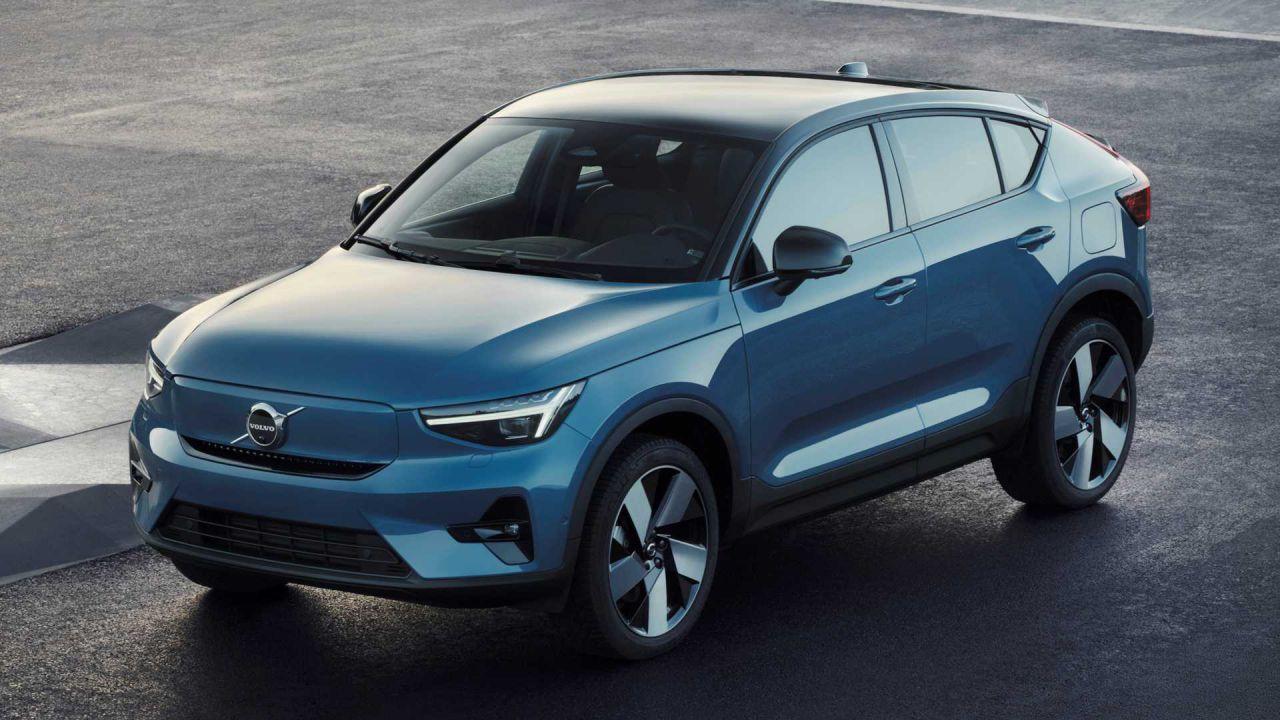 Volvo presenta la C40 Recharge: un SUV elettrico acquistabile soltanto online