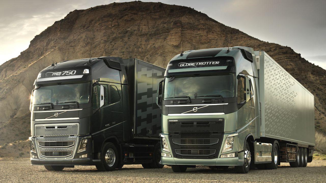 Volvo venderà software per la guida autonoma