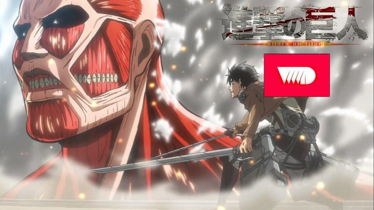 VVVVid: ecco quando arrivano gli episodi di L'Attacco dei Giganti 3 doppiati in italiano