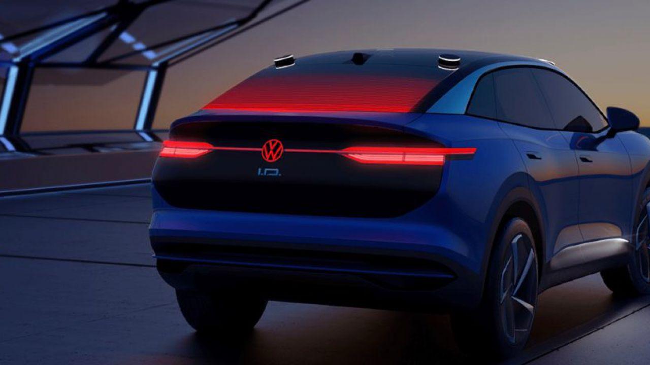 VW conferma l'ID.5: il SUV coupé elettrico entra in produzione