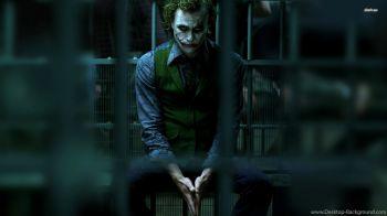 NUOVO Batman il Cavaliere Oscuro Il Joker rapinatore Wacky Wobbler Figura Ufficiale