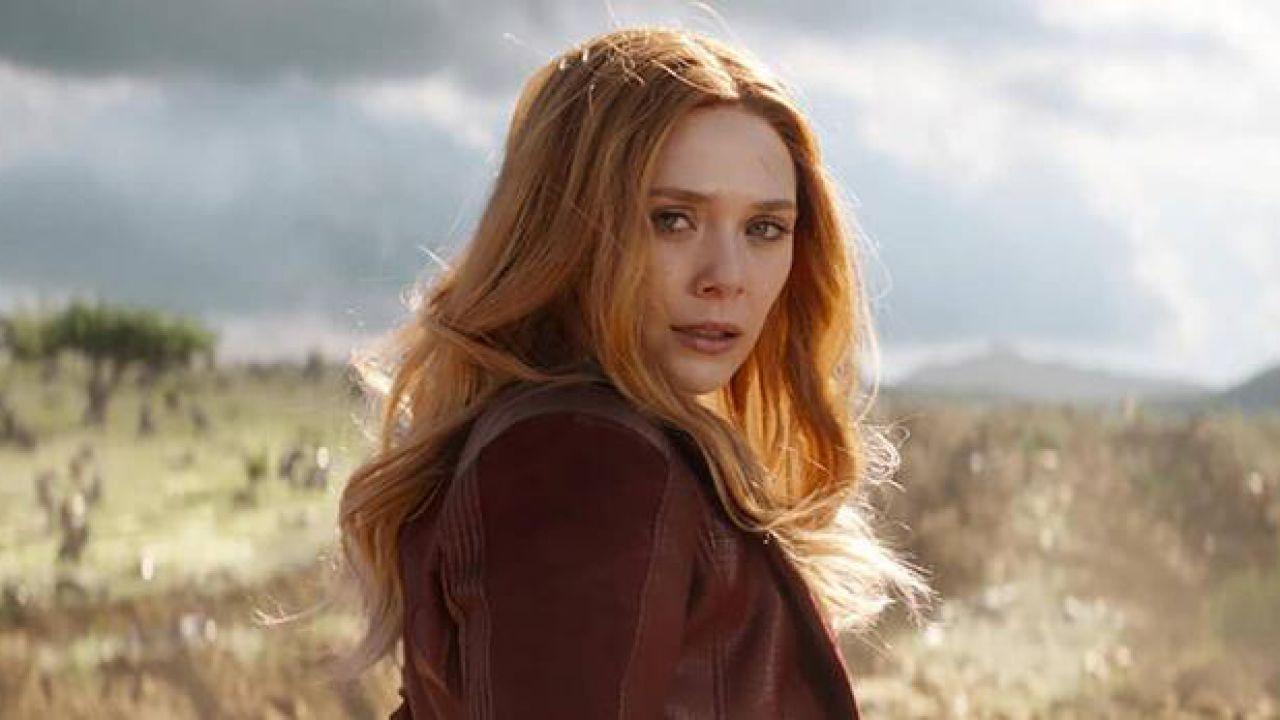 WandaVision, svelato finalmente il nuovo costume di Scarlet Witch!
