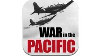 War in the Pacific by Richard Overy, un libro interattivo per iPad da Gameloft