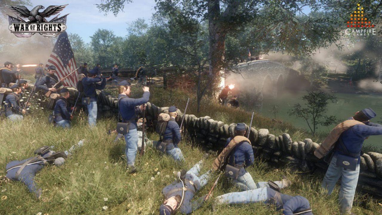 War of Rights sbarca su Kickstarter