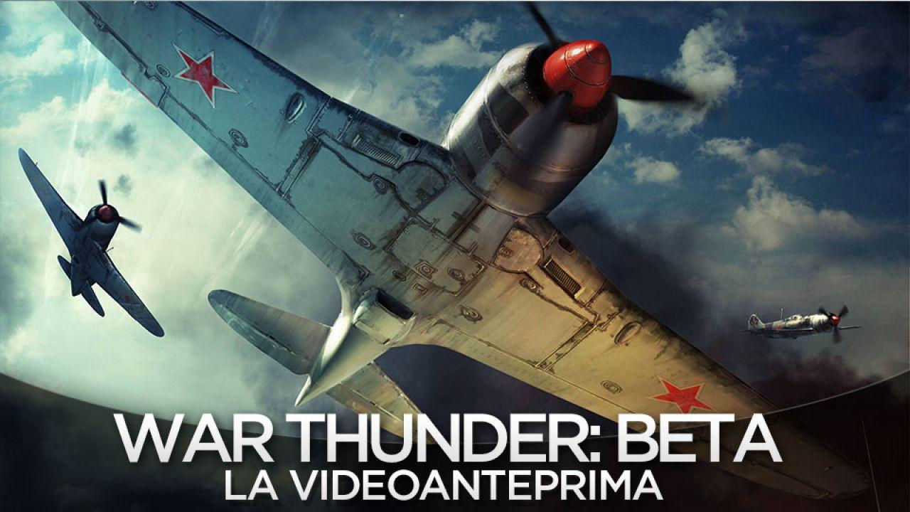 War Thunder festeggia il suo primo compleanno con un video