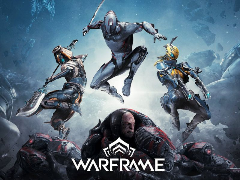 Warframe on Xbox Series X: 4K and 60fps with the free to play update