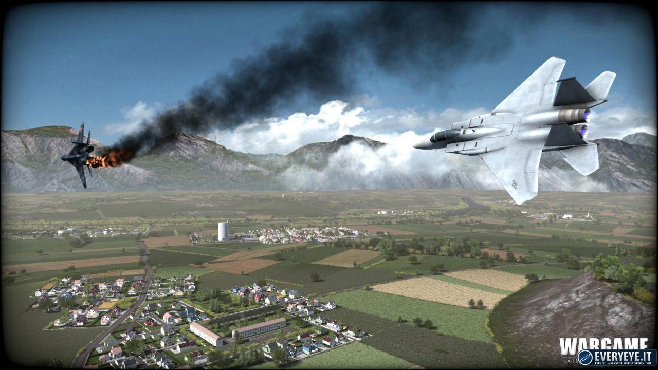 Wargame Airland Battle: aggiunta la modalità multiplayer 10 vs 10 alla Beta