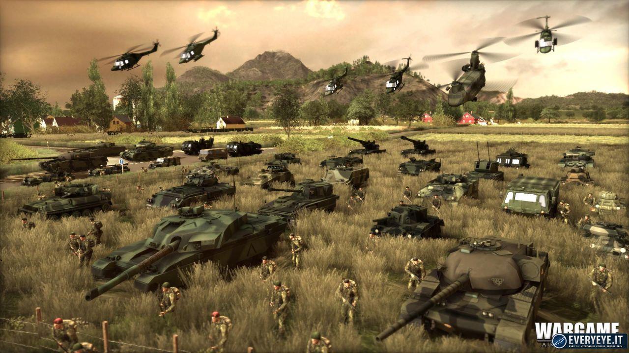 Wargame: AirLand Battle - nuove unità in immagini