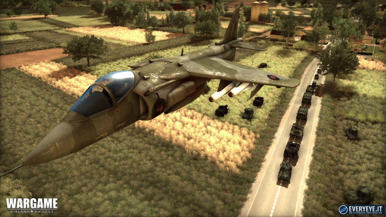 Wargame Airland Battle: le unità britanniche in nuove immagini