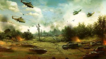 Wargame: European Escalation disponibile su Computer Mac