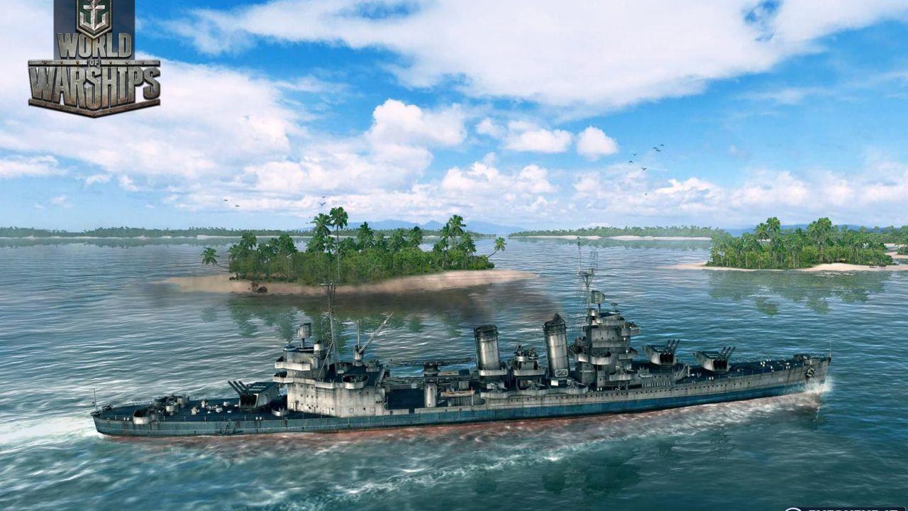 Wargaming.net annuncia World of Battleships