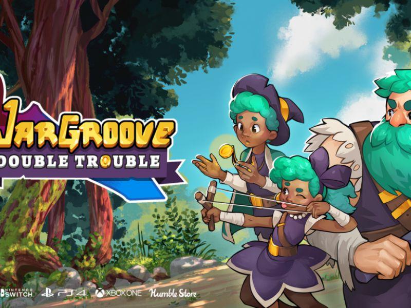 Wargroove: 'Double Trouble' è il nuovo DLC gratuito in arrivo