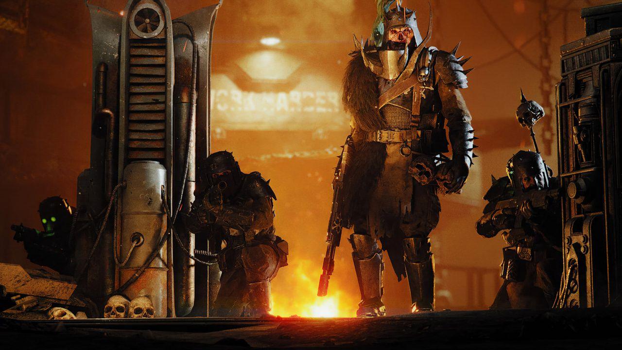 Warhammer 40,000 Darktide: ecco perché uscirà su Xbox Series X/S e non su PS5
