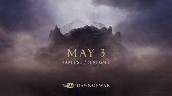 Warhammer 40.000 Dawn of War: annuncio previsto nella giornata di domani