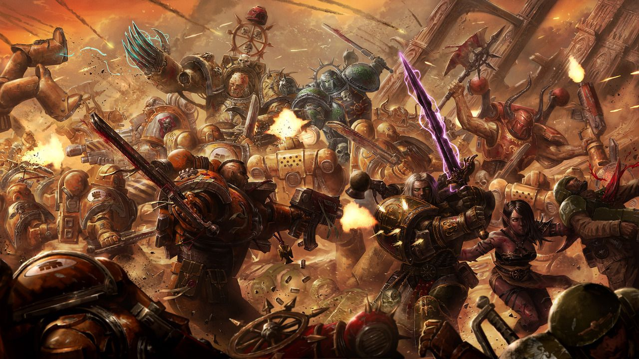 Warhammer 40.000 Eternal Crusade cambia motore grafico e passa da Unity all'Unreal Engine 4