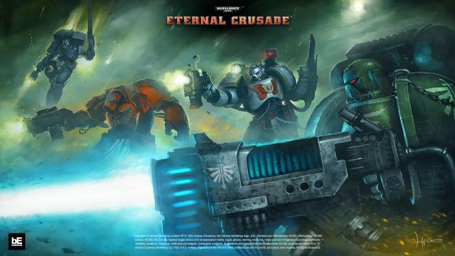 Warhammer 40.000: Eternal Crusade: gameplay trailer tratto dalla fase alpha